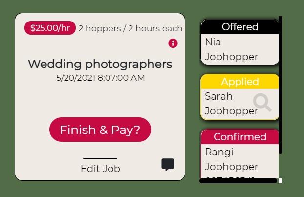 find a jobhopper