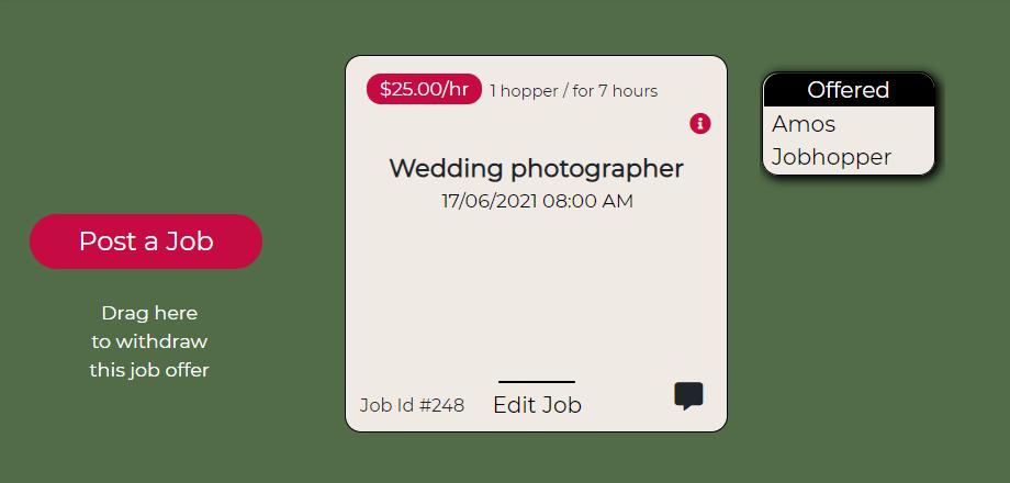 withdraw hopper desktop